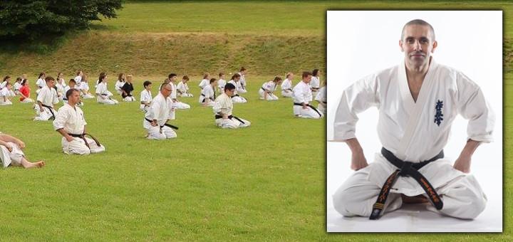 Canterbury Karate Sensei Nigel
