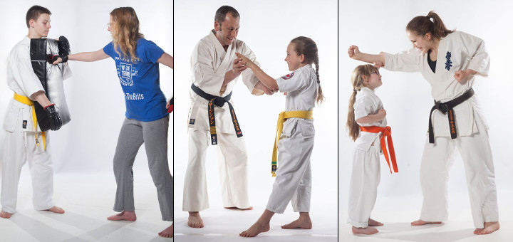Starting Karate and Martial Arts