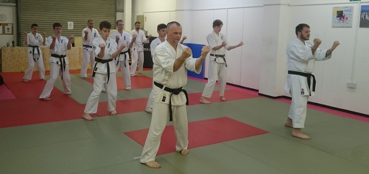 Herne Bay & Whitstable Karate and Martial Arts Club