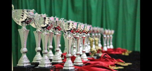Novice Knockdown Karate Tournament November 2016