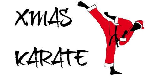 xmas karate