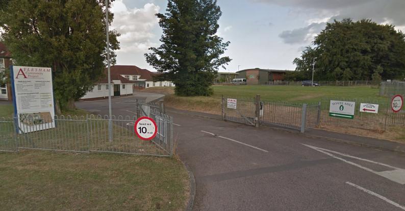 aylesham_entrance